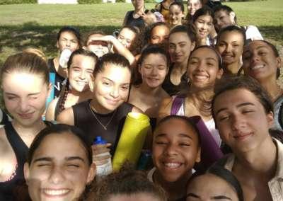 Umatilla Dance 2017 Yoga