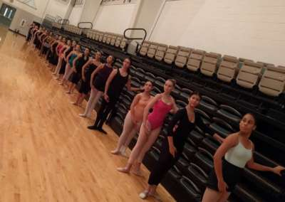 Umatilla Dance 2017 Ballet Class