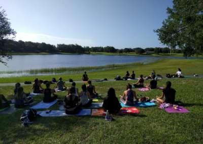 Umatilla Dance 2017 Meditation